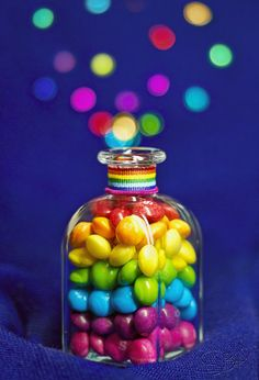 Bottle of Rainbow by Sarah-BK on DeviantArt