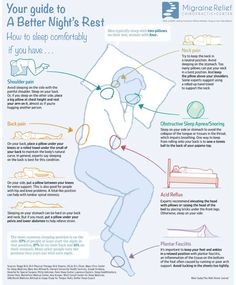 A guide to a better night's rest with chiropractic care.