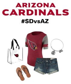 Arizona Cardinals Gameday Attire #SDvsAZ #AZCardinals #NFLFanStyle