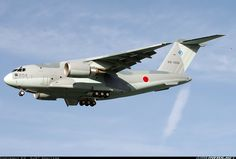 Kawasaki C-2 - Japan - Air Force   Aviation Photo #4215385   Airliners.net