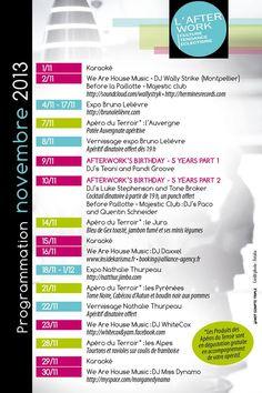 Exposition - AfterWork Quimper - 4 au 17 nov 2013