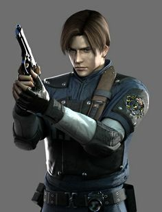 leon s kennedy rpd - Google Search