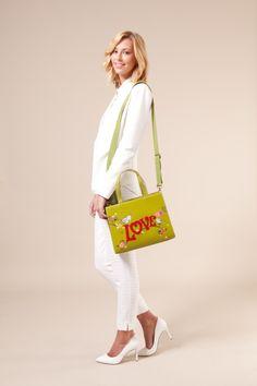 Our 'LGB' (A little green bag!)