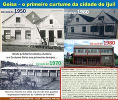 IJUÍ - RS - Memória Virtual: Geiss - o primeiro curtume da cidade de Ijuí! - a ...