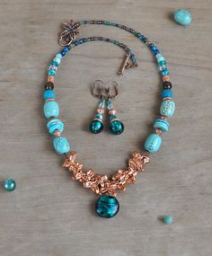 Hey, I found this really awesome Etsy listing at https://www.etsy.com/listing/385694534/set-of-necklace-and-earrings