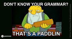 English Grammar Rule Basics
