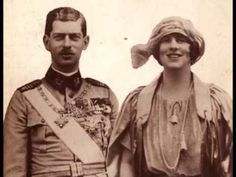 King Carol II of Romania and Princess Helen of Greece and Denmark Married: 10 March 1921 at Metropolitan Cathedral of Athens Divorced: 21 June 1928 Romanian Royal Family, Queen Sophia, Royal Engagement, Civil Ceremony, Red Army, Ex Wives, Ferdinand, My King, Back In The Day
