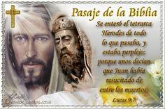 Vidas Santas: Santo Evangelio según san Lucas 9:7