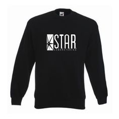Star Laboratories Sweatshirt Jumper The Flash TV Series Barry Allen Action Comic Fast Runner Star Labs by TShirtsPrinting on Etsy https://www.etsy.com/listing/232338295/star-laboratories-sweatshirt-jumper-the