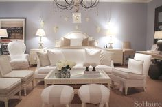 High Point Market Spring 2013: A Tour of Hickory Chair�s Gorgeous 25,000 Square Foot Showroom