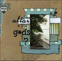 A Project by Frauke N from our Scrapbooking Gallery originally submitted 06/30/12 at 05:03 AM