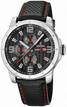 FESTINA F16585/8 MULTIFUNCTION MEN'S WATCH