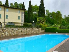 Lovely 2 bed apartment in restored convent with swimming pool and lake views near Salò, #LakeGarda, Northern #Italy