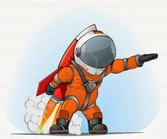 Astronaut (cerita gak jelas)