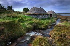 Norse mill. Shawbost Lewis