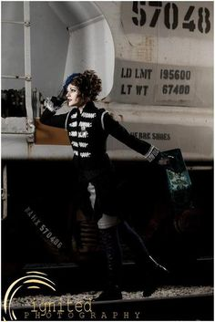 Love the jacket  by Kait Wright & ignited Photography