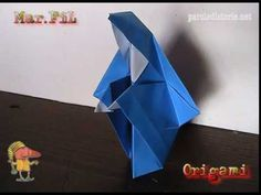 Hand Embroidery Videos, Christmas Origami, Origami Art, Little Christmas, Quilling, Youtube, Diy And Crafts, Xmas, Nativity Scenes