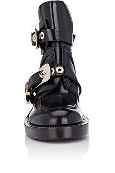 Balenciaga Ceinture Ankle Boots - Boots - 504093731