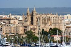 Check out the best tours and activities to experience Port of Palma (Puerto de Palma). Don't miss out on great deals for things to do on your trip to Mallorca! Reserve your spot today and pay when you're ready for thousands of tours on Viator. King James I, Med Cruises, Cruise Port, Balearic Islands, Ibiza, Notre Dame, Barcelona Cathedral, Attraction, Spain
