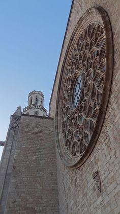 Santa Maria del Mar. Barcelona, Catalonia