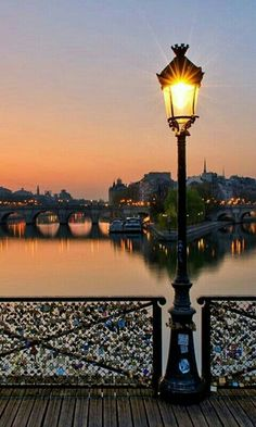 Pont des Arts or Passerelle des Arts - a pedestrian bridge in Paris, France which crosses the Seine River Oh The Places You'll Go, Places To Travel, Places To Visit, Paris Travel, France Travel, Paris Amor, Beautiful World, Beautiful Places, Romantic Places