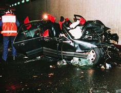 princess diana crash photos   Diana crash numbered--so sad, hope those that were chasing her see this.