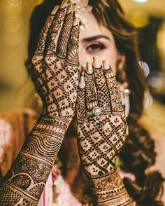 Arabic Bridal Mehndi Designs Collection A trend of putting Mehndi's is escalating. Indeed Mehndi has something very appealing about it