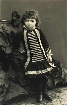 Grande-duchesse Olga Alexandrovna de Russie (1882-1960)