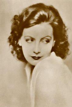 Greta Garbo # Swedish # loner