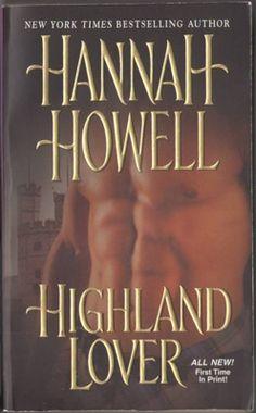 Highland Lover by Hannah Howell Historical Romance 0821777599