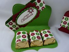 I Stamped That!: More Christmas Treats