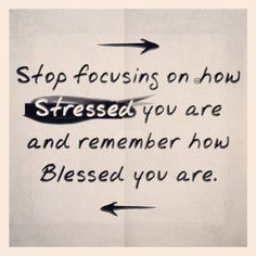 blessed-over-stressed