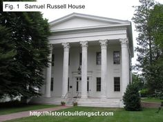 Greek Rivival  A neoclassical style of architecture inspired by and incorporating features of Greek temples from the 5th century bc, popular in the US and Europe in the first half of the 19th century