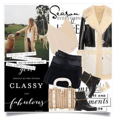 """""""Bez naslova #2754"""" by kristina-krizanec ❤ liked on Polyvore featuring Coach, Chanel, Kate Spade, Chelsea Flower, Haider Ackermann, Dolce&Gabbana and Pierre Hardy"""