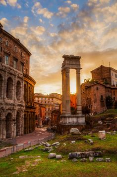 The eternal city- Rome, Italy