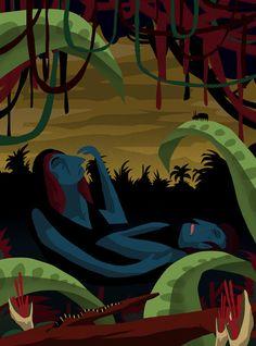 Esgar Acelerado :: Jungle