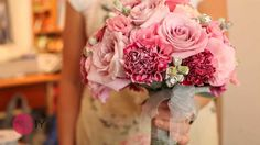 How to Make a Bridal Bouquet For Your Wedding Day - How to DIY TV