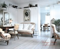 decor ▇  #Vintage #Home #Decor  via - Christina Khandan  on IrvineHomeBlog - Irvine, California ༺ ℭƘ ༻