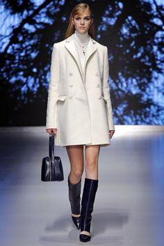 Salvatore Ferragamo Fall 2013 Ready-to-Wear Fashion Show - Hedvig Palm