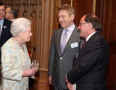 Kenneth Branagh - Celebs at the British Film Industry Reception