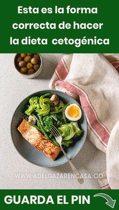ricetta pato per dieta chetogenica