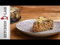 Μακαρονόπιτα με μελιτζάνες   Άκης Πετρετζίκης