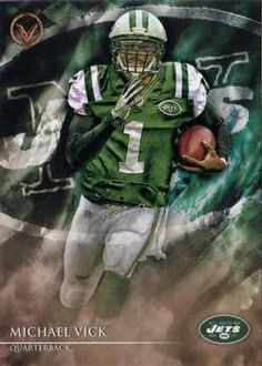 2014 Topps Valor #131 Michael Vick Front