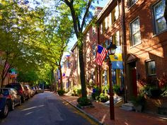 Historic Philly is an amazing place to visit! Check out my city guide!