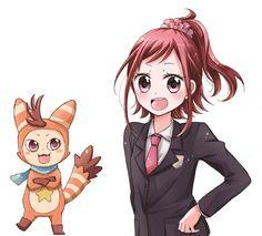 La película de Popin Q tendrá doble adaptación a Manga en septiembre y octubre.