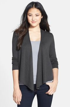 NIC+ZOE Four-Way Convertible Cardigan (Petite) available at #Nordstrom