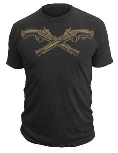 "Don't Tread On Me Brand ""Black Powder"" Men's Vintage T-Shirt DTOM (LARGE) Dont Tread On Me Brand http://www.amazon.com/dp/B00GM5FDK4/ref=cm_sw_r_pi_dp_O-4Rtb0EYK871JX5"