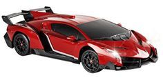 Electric RC Car Lamborghini Veneno Radio Remote Control Modal Car Sport Racing in Toys & Hobbies, Diecast & Toy Vehicles, Cars, Trucks & Vans Lamborghini Veneno, Ferrari 458, Cheap Sports Cars, Sport Cars, Remote Control Cars, Radio Control, Alfa Romeo, Best Rc Cars