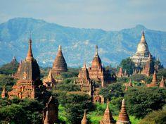 Amazing Bagan (Myanmar)