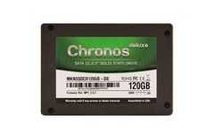 Mushkin Chronos Deluxe 120 GB SATA 6.0 Gb-s 2.5-Inch Solid State Drive (MKNSSDCR120GB-DX) by Mushkin. $219.65. Mushkin Chronos deluxe SSDs provide the highest level of performance available today. Built with the highest speed NAND Flash components, storage system bottlenecks become a thing of the past. Ideal for multimedia professionals and enthusiasts: if chart-topping speed is paramount, Chronos deluxe is your best choice.